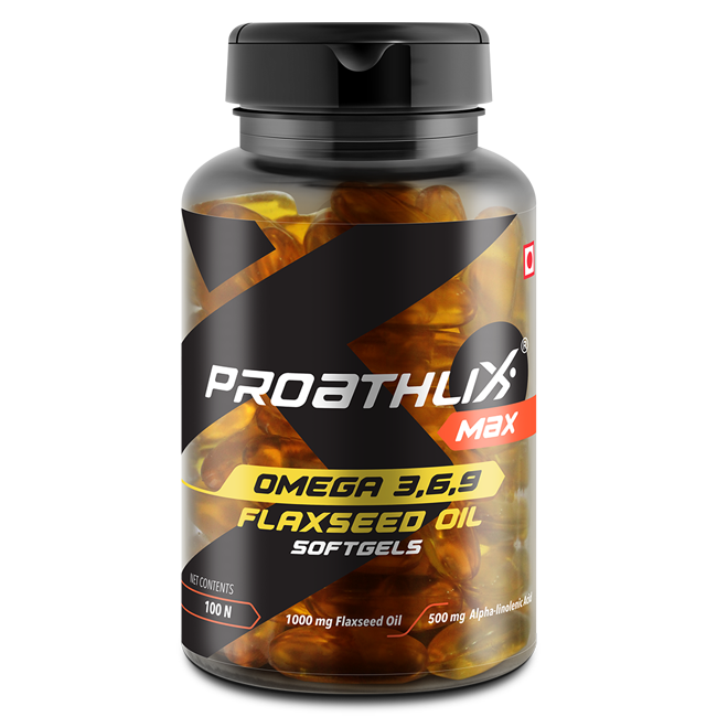 Proathlix Omega 3 Double Strength Max 100N