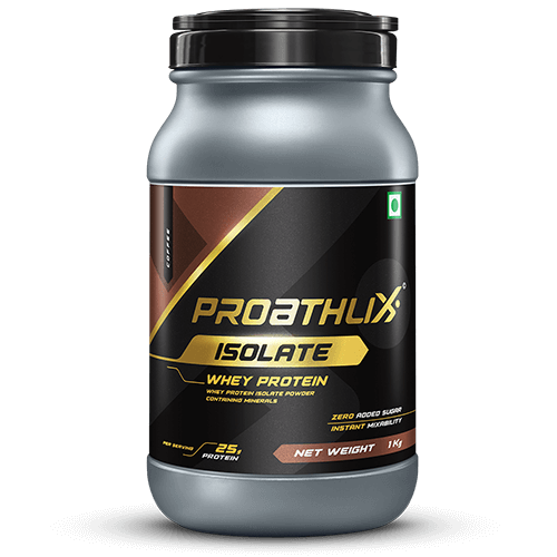 Proathlix Isolate Coffee Flavor 1 Kg
