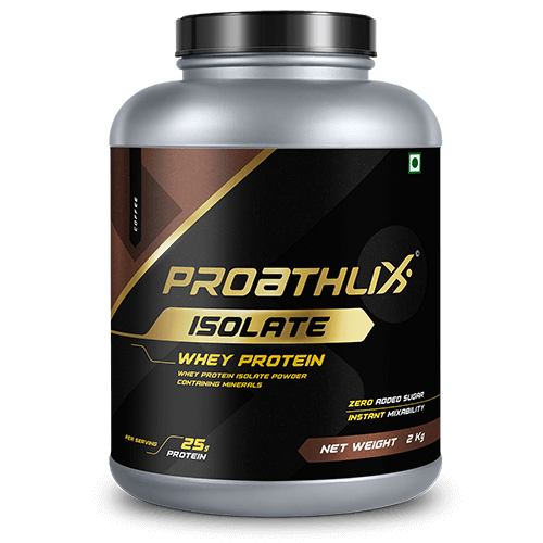 Proathlix Isolate Coffee Flavor 2 Kg