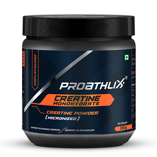 Proathlix Creatine Monohydrate Unflavoured 250Gm